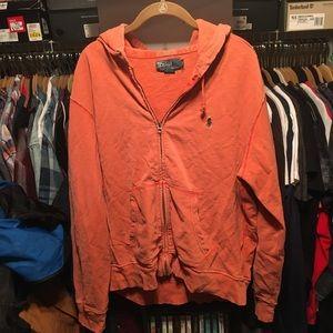 Vintage Ralph Lauren zip up hoodie